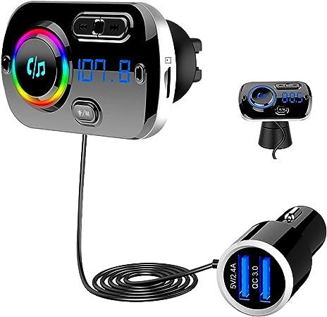 Sonru Bluetooth Fm Transmitter With Cable Elektronik