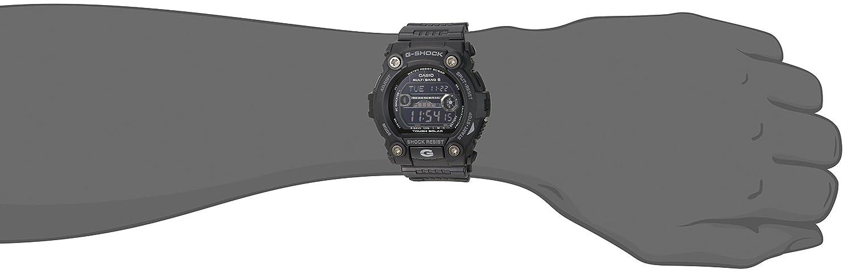 766a9f2043 Amazon.com  Casio Men s GW7900B-1 G-Shock Black Solar Sport Watch  Casio   Watches
