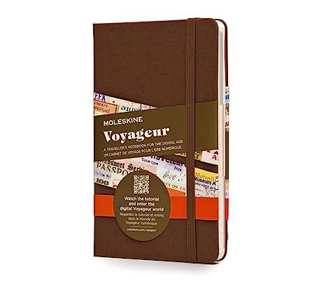 Image result for Moleskine Voyageur Traveller's Notebook