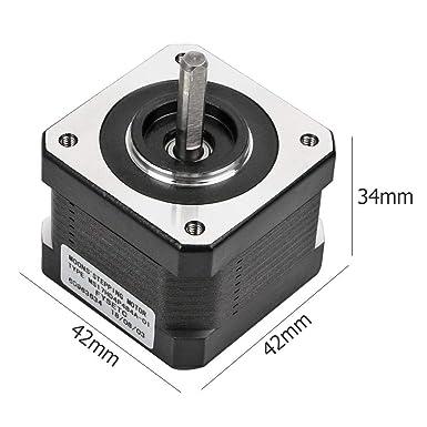 Hillrong para Creality CR-10 / 10S Impresora 3D 42-32 X Y Z Axis ...