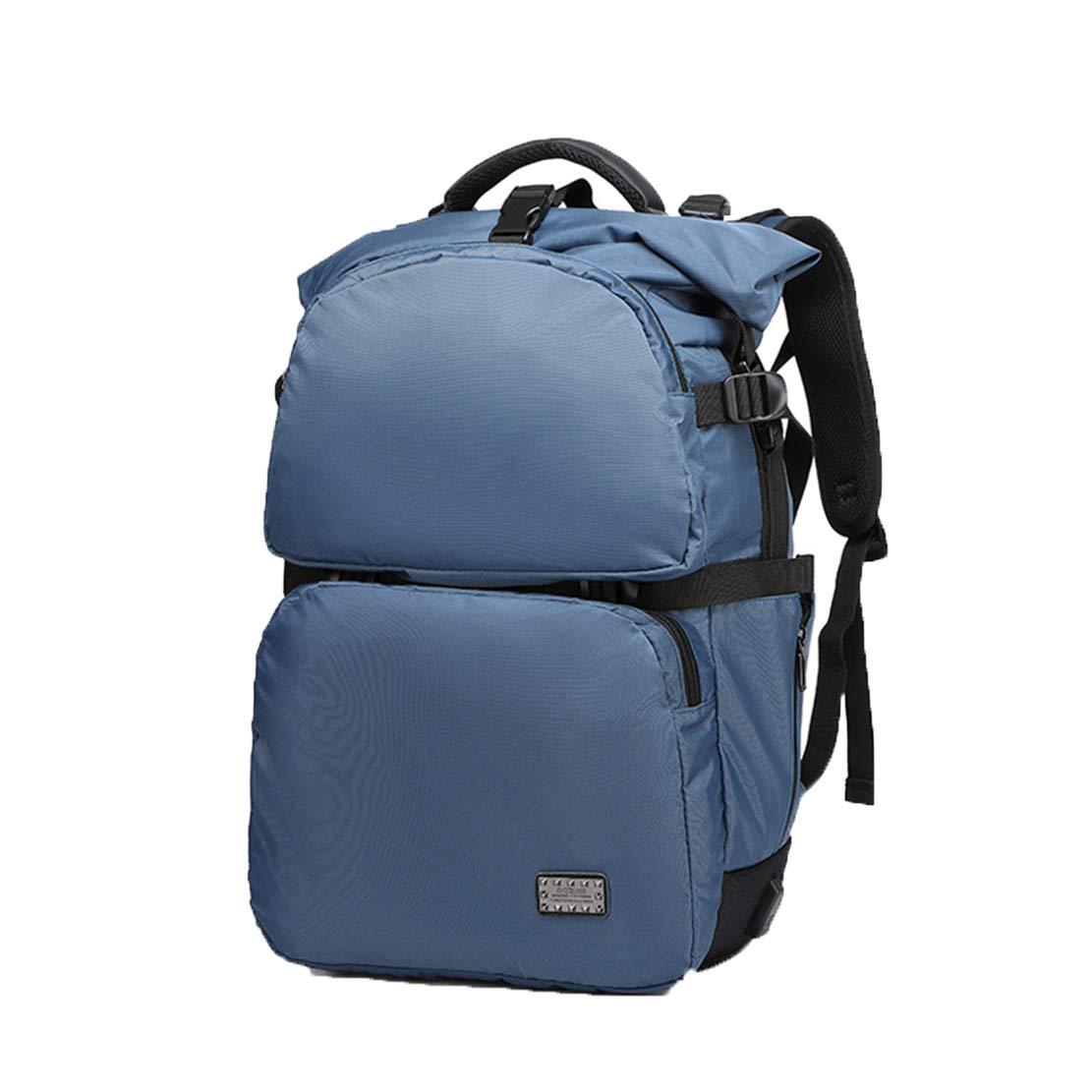 Xiying Trendy Laptop Rucksack USB Faltbar Casual Casual Casual Daypack Herren Nylon Handtasche Outdoor Reiserucksack Sporttasche Groß B07KP5T8FX Wanderruckscke Primäre Qualität 045b9d
