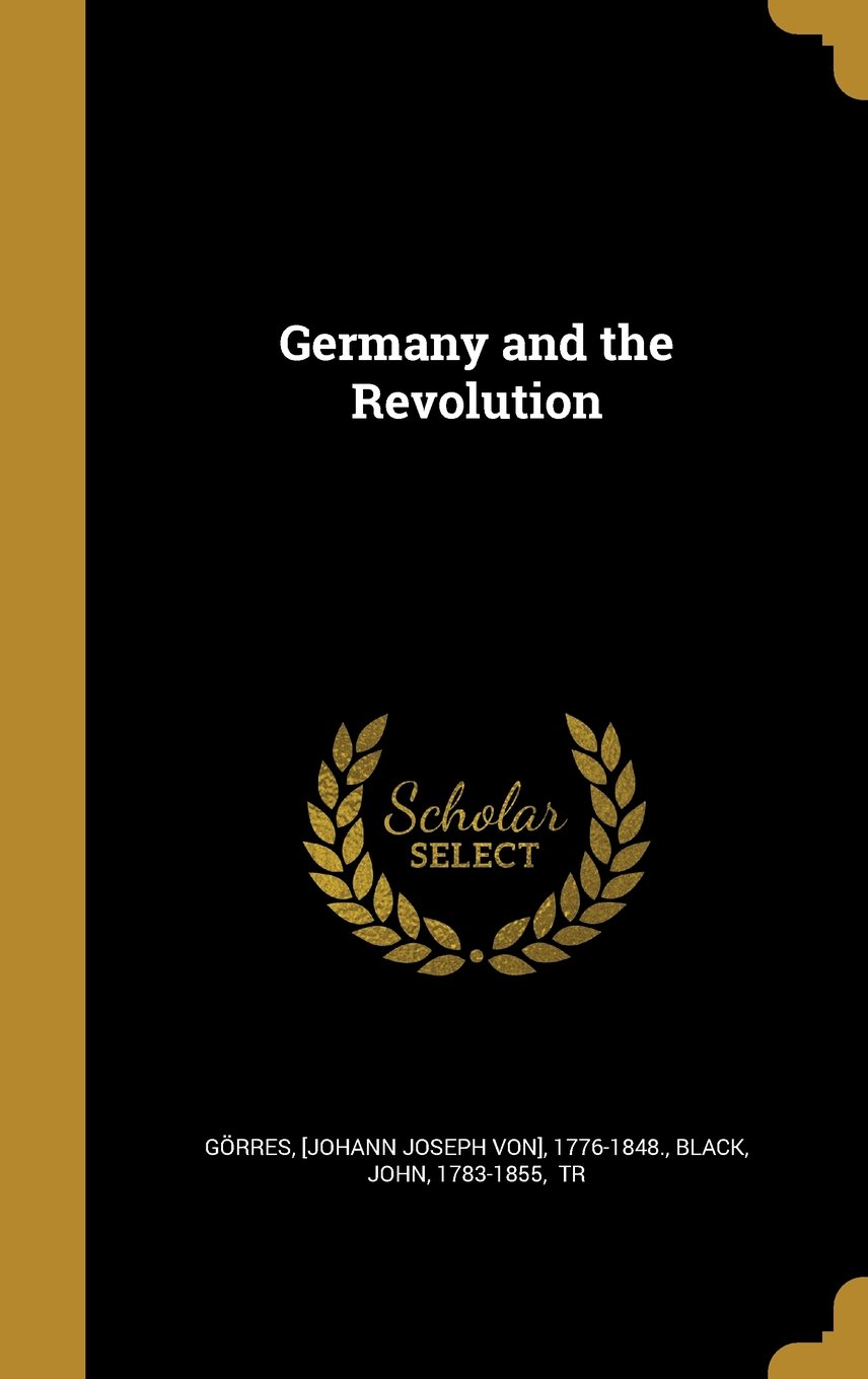 Download Germany and the Revolution ebook