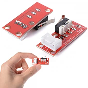 SATKIT Interruptor Final de Carrera Impresora 3D Endstop ...
