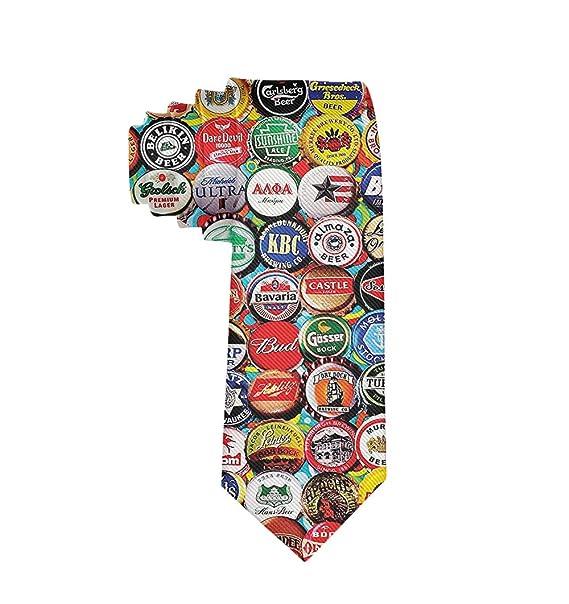 Amazon.com: Corbata de poliéster suave para traje de colegio ...