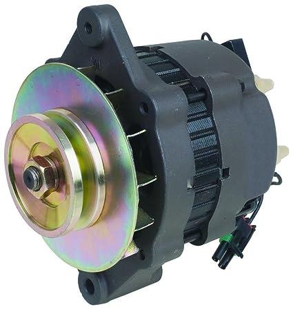 amazon com: alternator bobcat 742 741 843 853 743 641 7753 643 753 new  12175: automotive