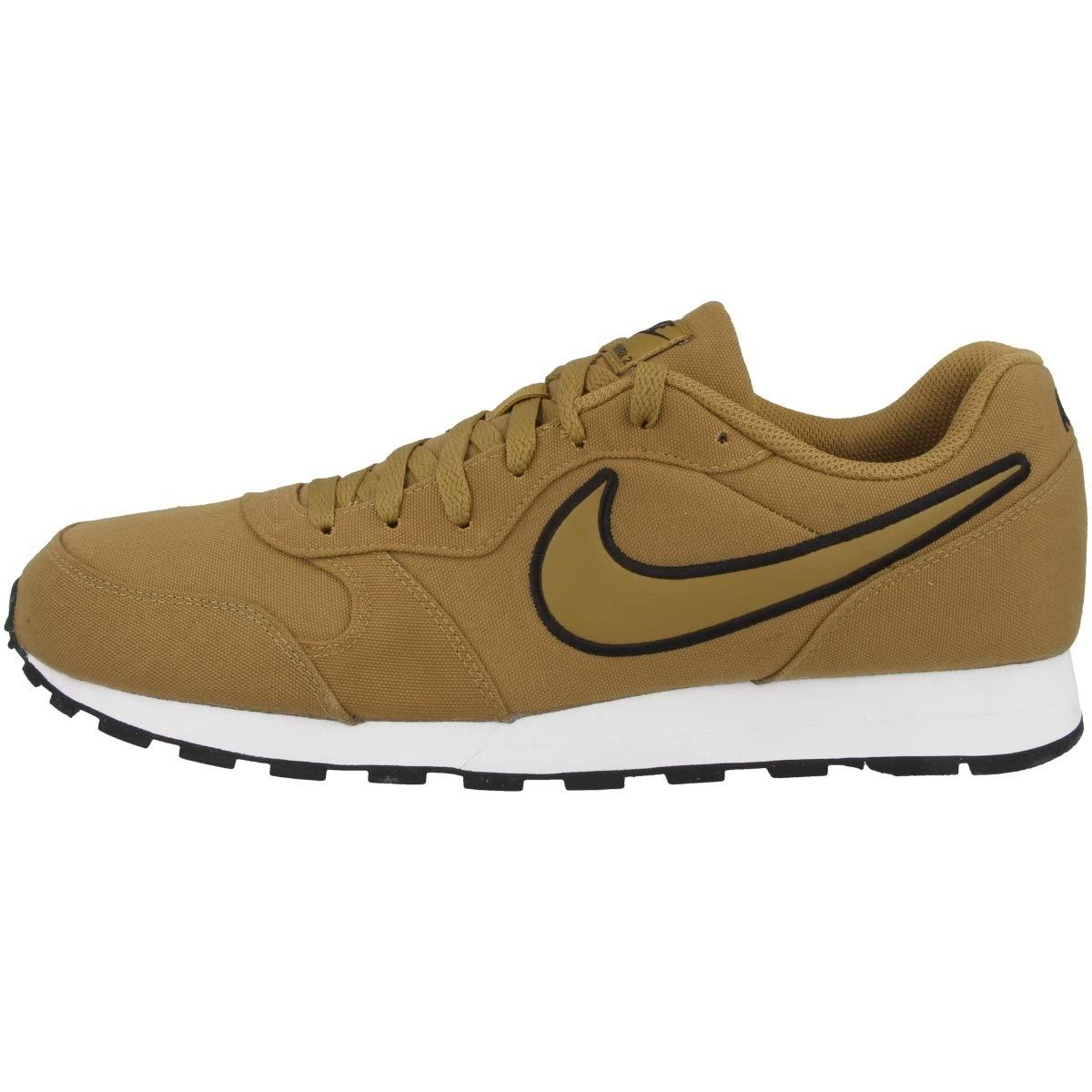 TALLA 43 EU. Nike MD Runner 2 Se, Zapatillas de Deporte para Hombre
