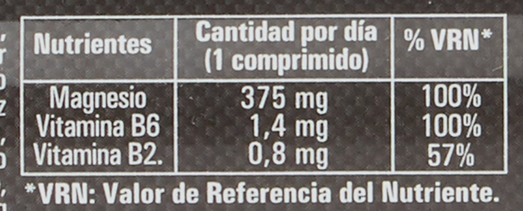 Nutri-Dx Sport Magnesio Efervescente - 17 Comprimidos: Amazon.es: Salud y cuidado personal