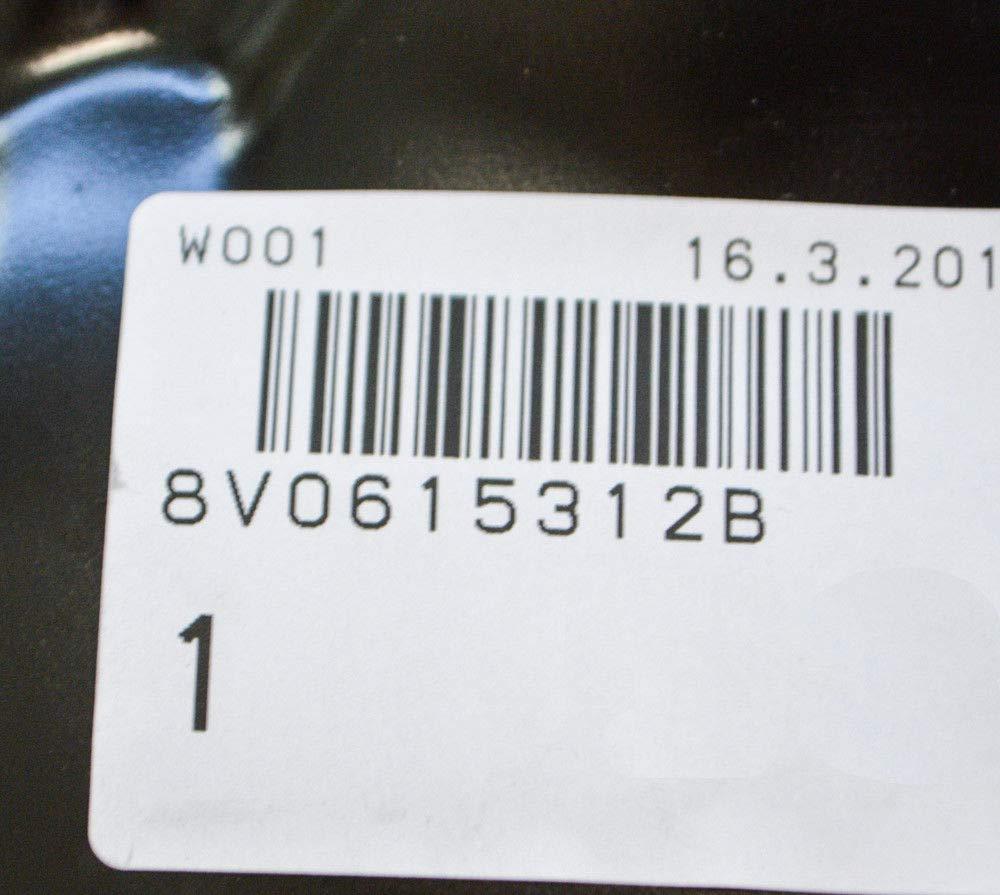 Disque de frein A3 RS3 8V 2.5i 270kW 8V0615312B 2015 Neuf Genuine