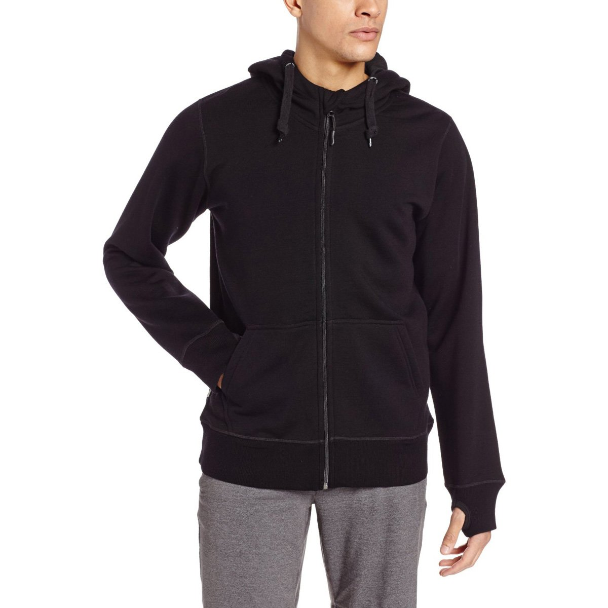 Minus33 Merino Wool Mens Kodiak Expedition Full Zip Hoody