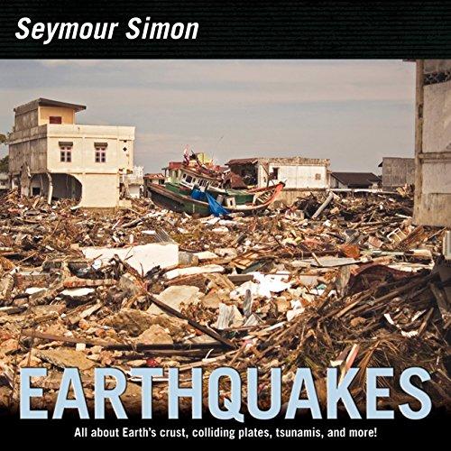Earthquakes: Seymour Simon: 9780060877156: Amazon.com: Books