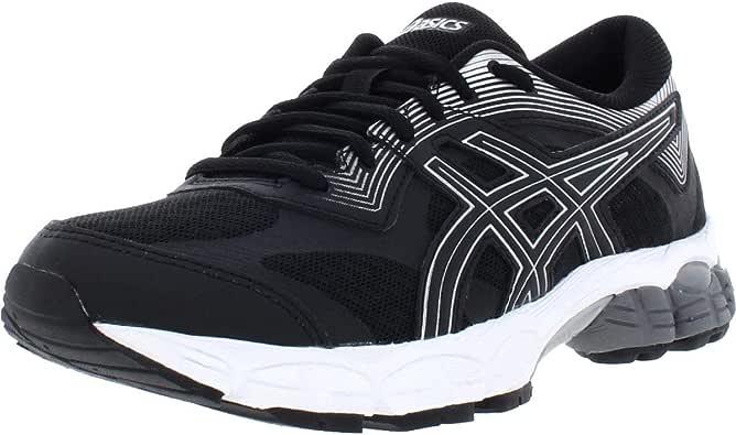 ASICS Women's Gel-Enhance Ultra 5 Running Shoes Black/Silver 8.5