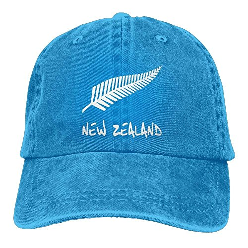 Zealand Washed béisbol Dad Gorras Retro Hat New Unisex jinhua19 Cap Cotton Denim tAx8waH