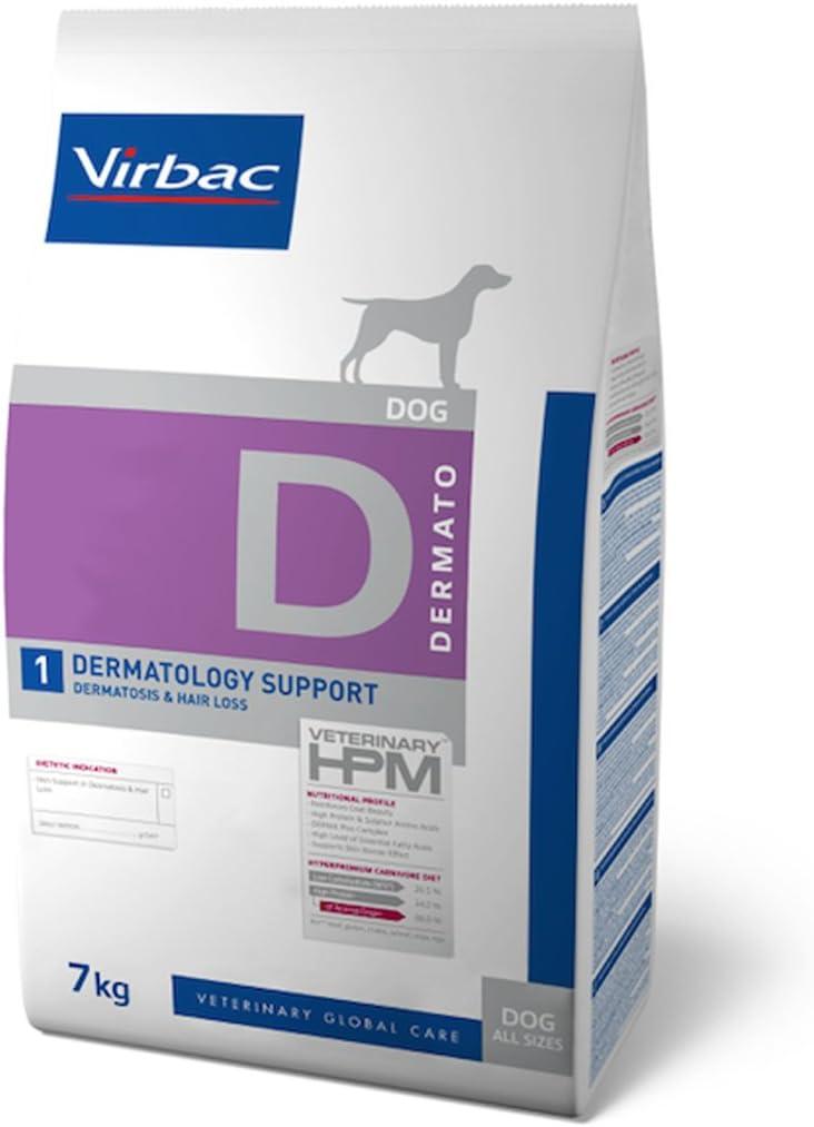 Veterinary Hpm Virbac Hpm Perro D1 Dermatology Support 7Kg Virbac 01163 7000 g