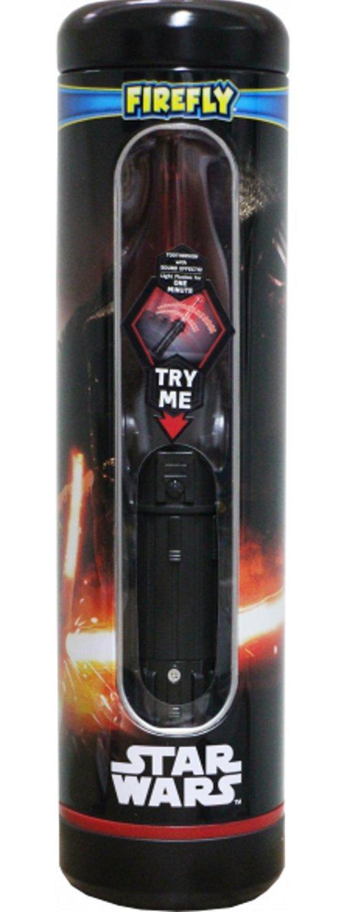 Star Wars Espada láser para cepillos de dientes lata de regalo Kylo Ren + Inspirational imán: Amazon.es: Salud y cuidado personal