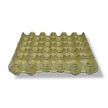 Bandejas de huevo grande Pack x 154 huevo de cartón embalaje (cada bandeja para 30