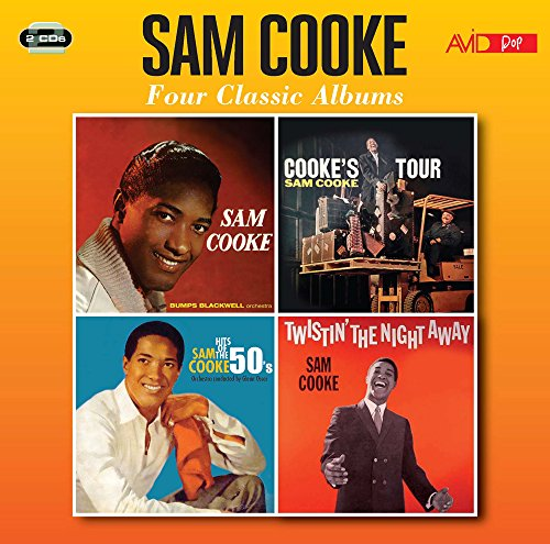 4 Classic Albums: Sam Cooke / Cooke's Tour / Hits Of The 50S / Twistin The Night Away
