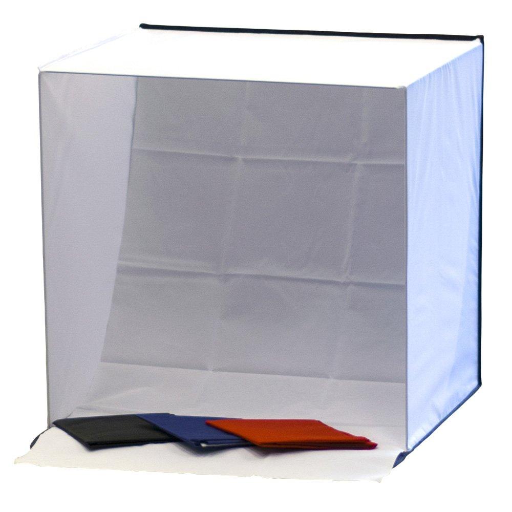 Phot-R Photo Light Tent Cube Soft Box - 60cm x 60cm x 60cm P-PLT60