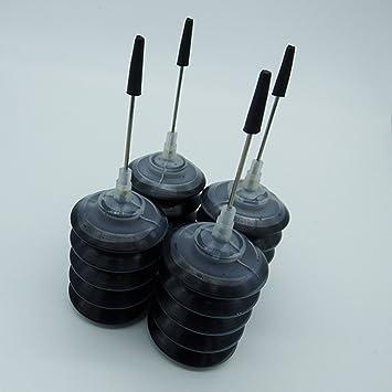 Kit de Tinta Negra Universal de Repuesto para impresoras ...