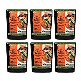 Miracle Noodle Ready to Eat Thai Tom Yum Meal, 10 oz (Pack of 6), Shirataki Noodles, Pasta Alternative, Gluten Free, Paleo Friendly, 6 Count