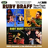 Three Classic Albums - Ruby Braff Hi-Fi Salute to Bunny / Easy Now / You're Getting