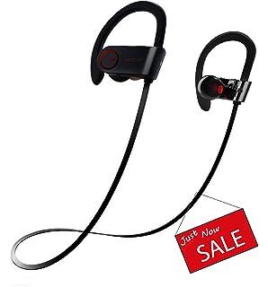 Bluetooth Earbuds, Arkey Best Wiless Sweatproof Sports Hd Stereo Beats Sound Quality Bluetooth Headphones /