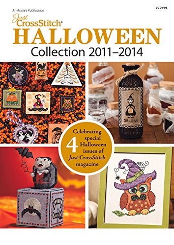 Just CrossStitch Halloween Collection 2011-2014 (Just Cross Stitch)