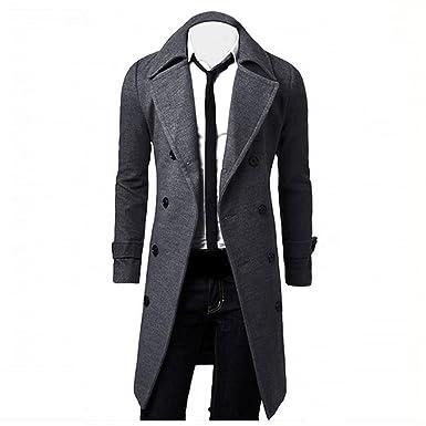258571c43c3e Jushye Hot Sale !!! Men s Cardigan Coat