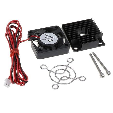 non-brand Ventilador de Enfriamiento de Impresora 3D, Mini ...