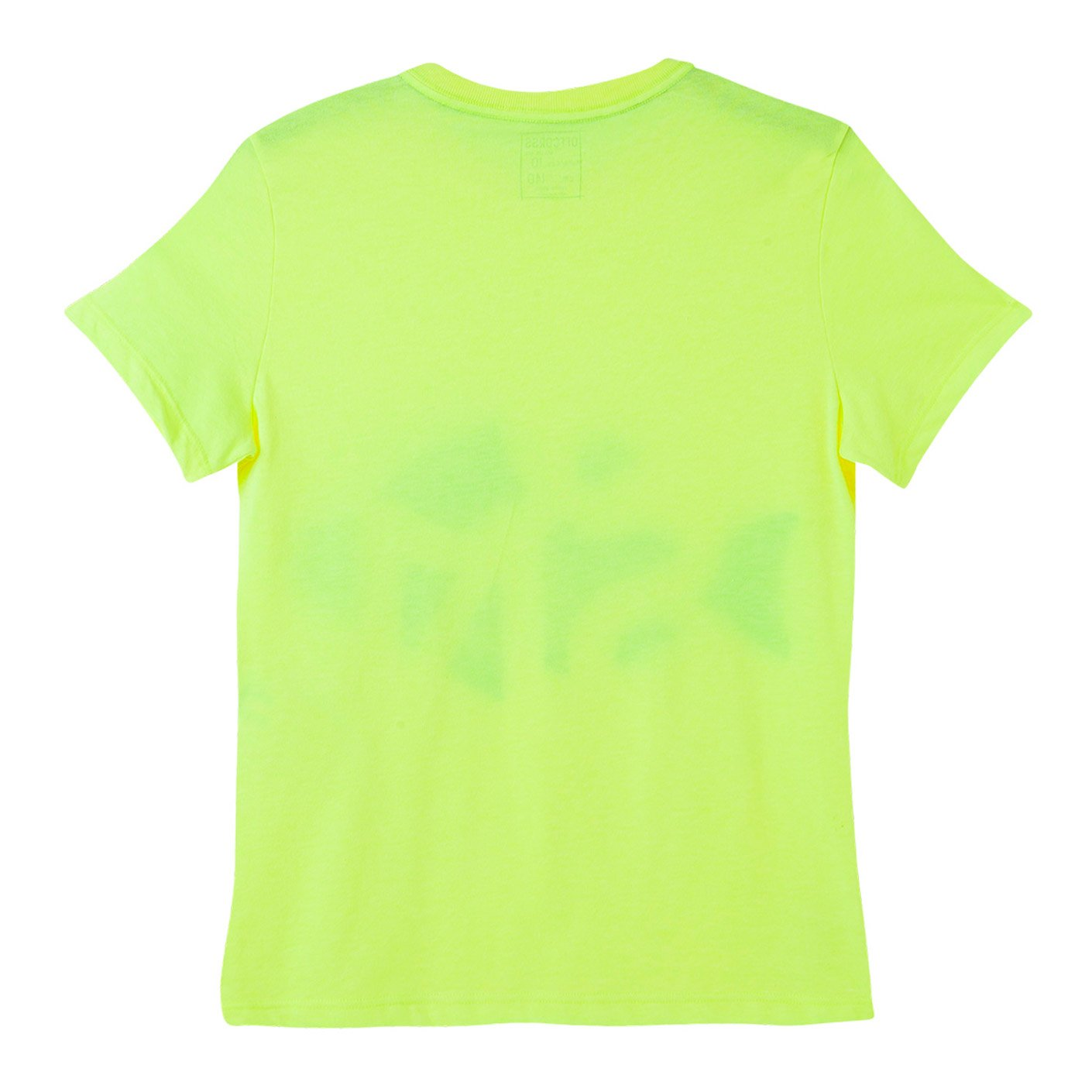 OFFCORSS Trendy Stylish Short Sleeve Tshirt for Kids Camiseta De Niños Yellow 10 by OFFCORSS (Image #2)