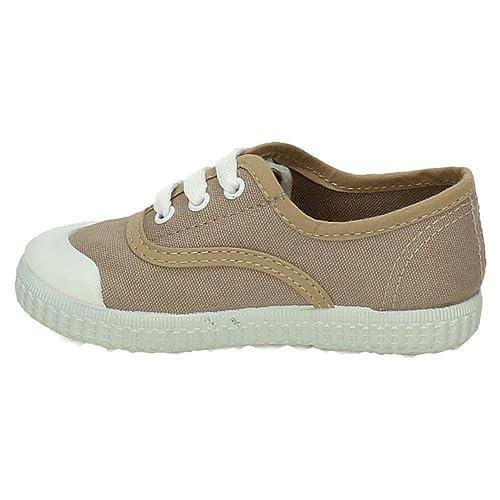 MORANCHEL 5400 Bambas Puntera Goma NIÑO Zapatillas Tierra 28: Amazon.es: Zapatos y complementos