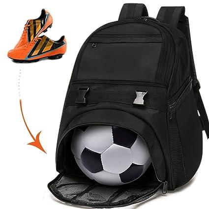 Amazon.com: Bolsas de fútbol para jóvenes, mochilas ...