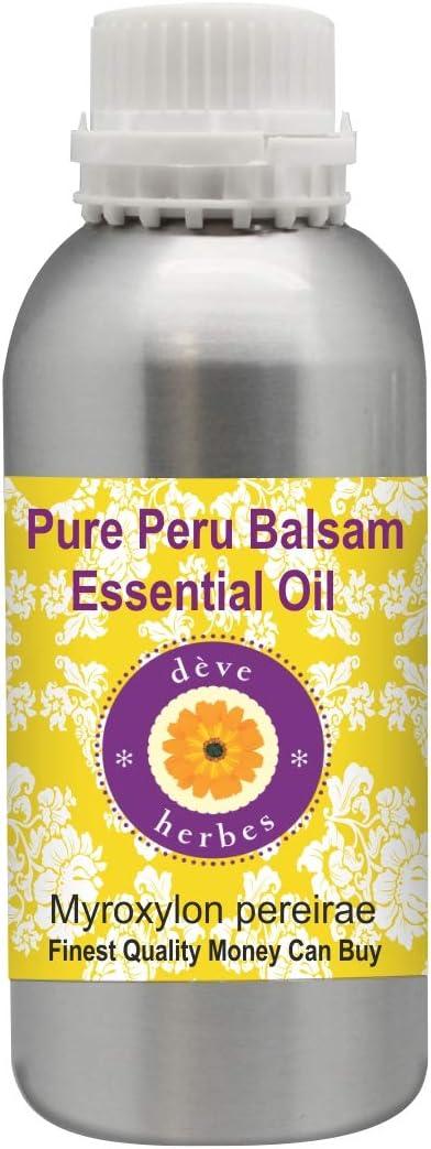 Deve Herbes Pure Peru Balsam Essential 1 Ranking TOP4 Myroxylon pereirae Oil List price