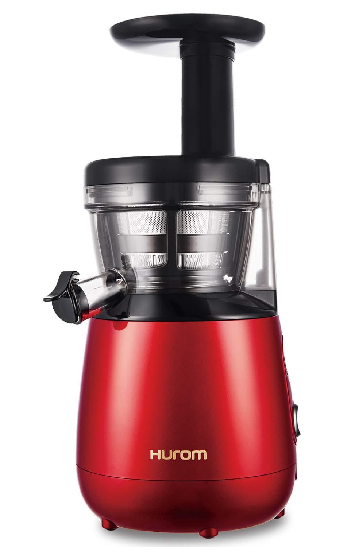 Hurom Plastic & Stainless Steel Hp-Rbd12 150-Watt Cold Press Juicer