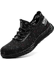 e095eacc Top Verano Calzado de Seguridad Ligero Antideslizante, en Sitio Montaña  Asfalto, Nuevo Zapatos de
