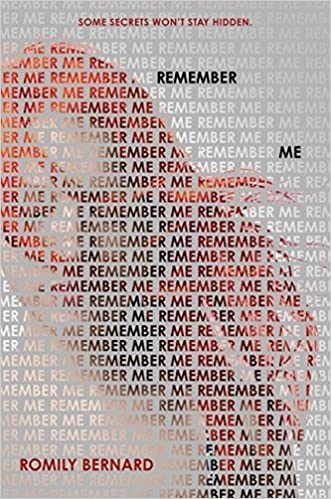 Remember Me (Find Me) by Romily Bernard (2014-09-23)