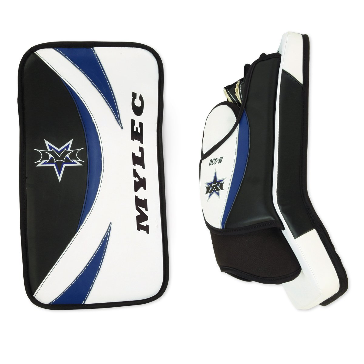 Mylec Pro Goalie Blocker - Youth - Full Right 540AR