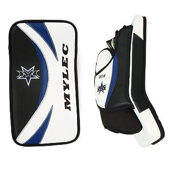 Mylec Junior Street Hockey Goalie Blocker Pad Glove Full Right