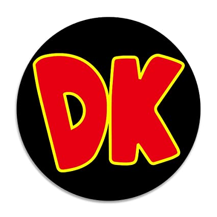 Amazon.com: Donkey Kong Super Smash Bros Rubber Back Non ...