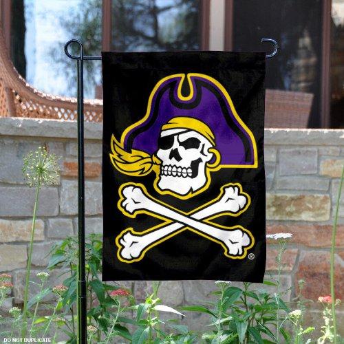 ECU Pirates Garden Flag and Yard (Ecu Pirates)