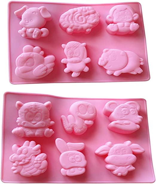 Dragon Molds Silicone for Soap Candle Chocolate Candy Silicone Molds for Soaps Bombs Baking Fondant