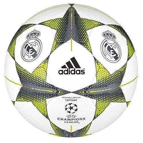 adidas - Balón Real Madrid CF 2015-2016 Finale15 Capitano S90220