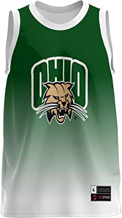 Amazon Com Prosphere Ohio University Men S Replica Basketball