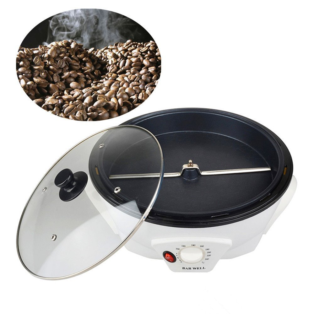 ParaCity Coffee Roaster Home Coffee Beans Roasting Machine 220V Paramount City SPAT344