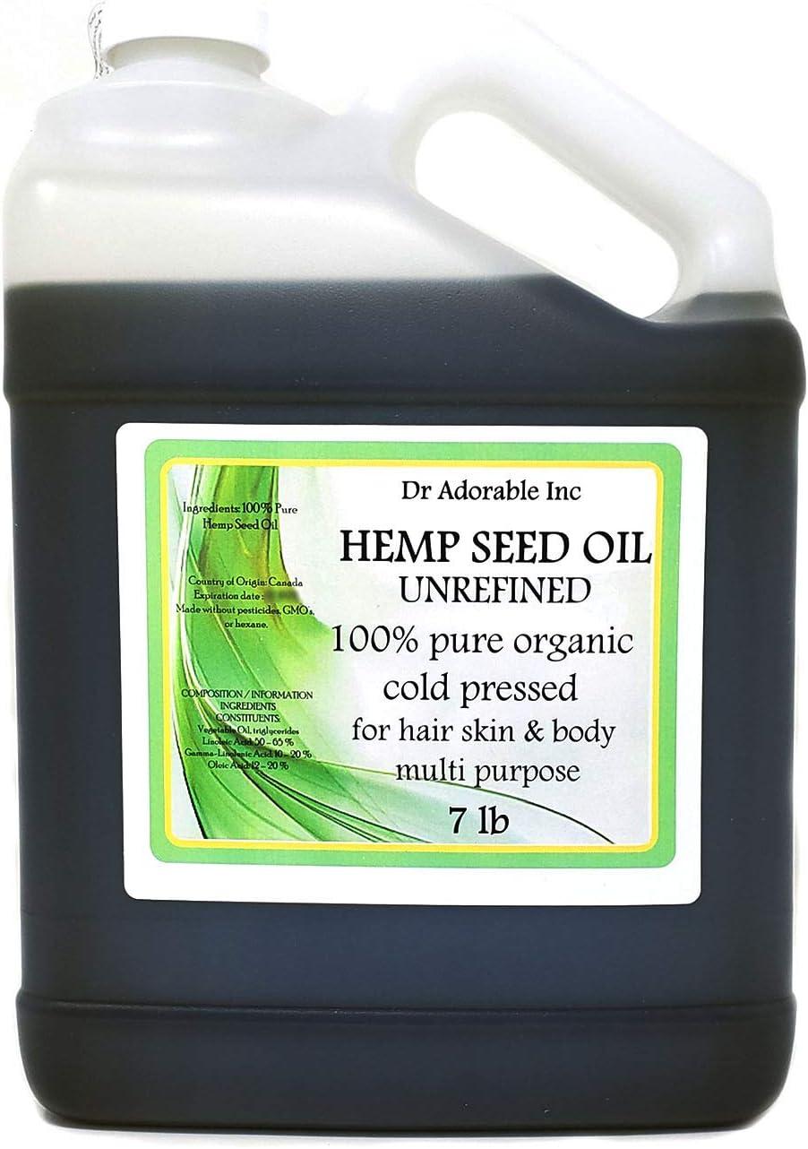 Aceite de Semilla de Cáñamo a nivel de belleza y salud 7LB