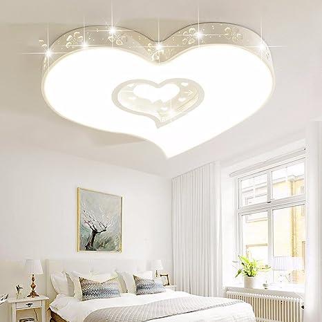 LighSCH Luces de techo Minimalista moderno en forma de ...