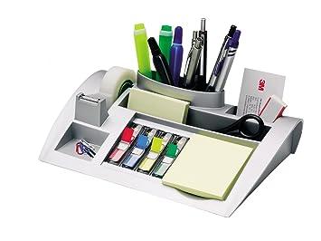 post-it brand 61493 set da scrivania caricato con un blocchetto ... - Set Da Scrivania Moderno
