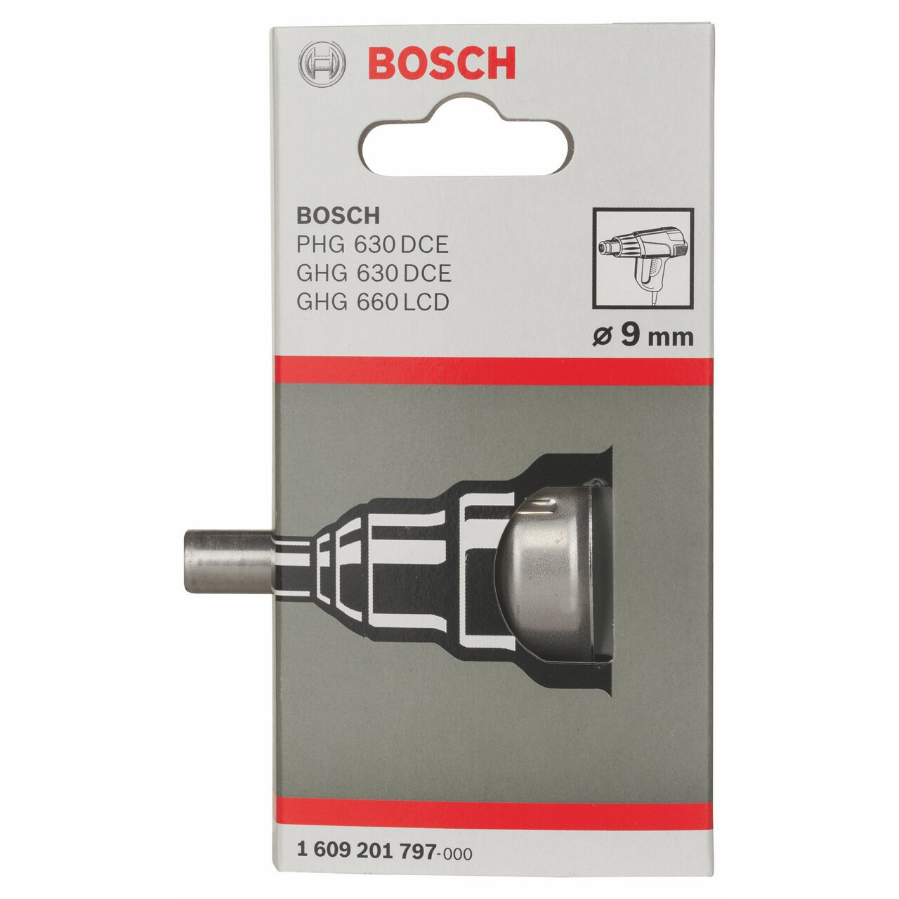 Bosch 1609201797 Reduction Nozzle for Bosch PHG 630 DCE