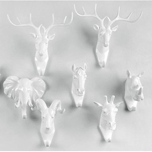 Gancho para colgar abrigos Creative decorativas animales ...