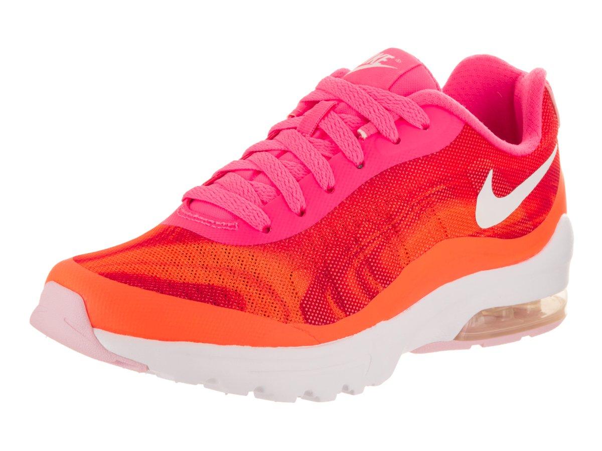 NIKE Women's Air Max Invigor Print Running Shoe, Racer Pink/White/Tart/Prism, 6.5 B(M) US