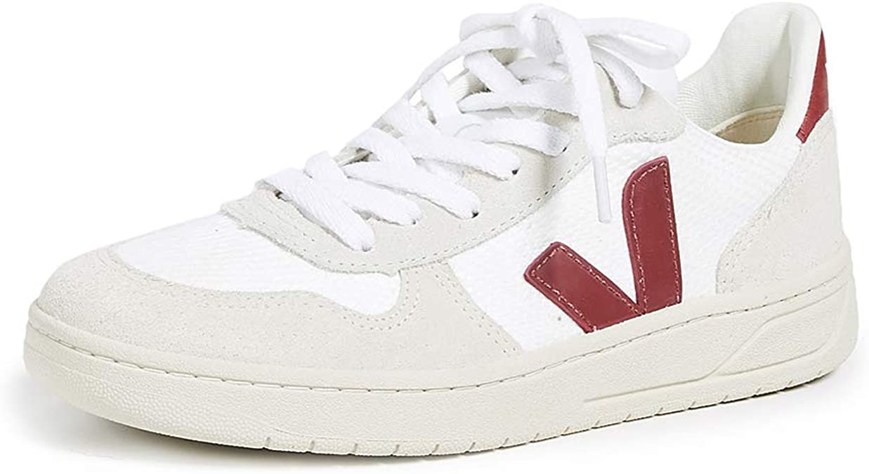 Veja Women's V-10 Lace Up Sneakers